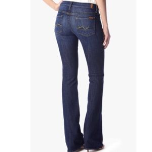 7 for all mankind Women's Flare Size 27 Jeans